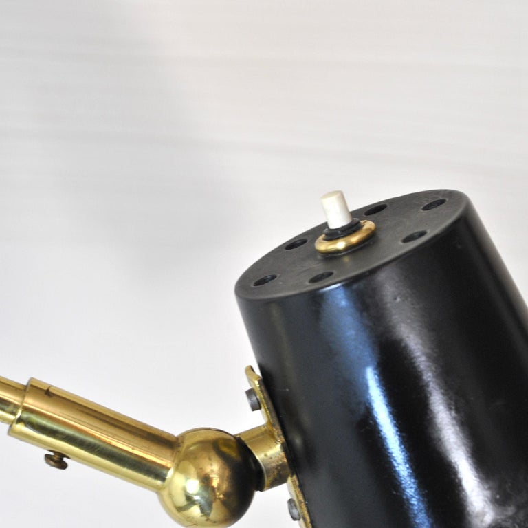 Stilnovo Wall Lamp from the 1950s, Variant Mod. 2024 For Sale 3