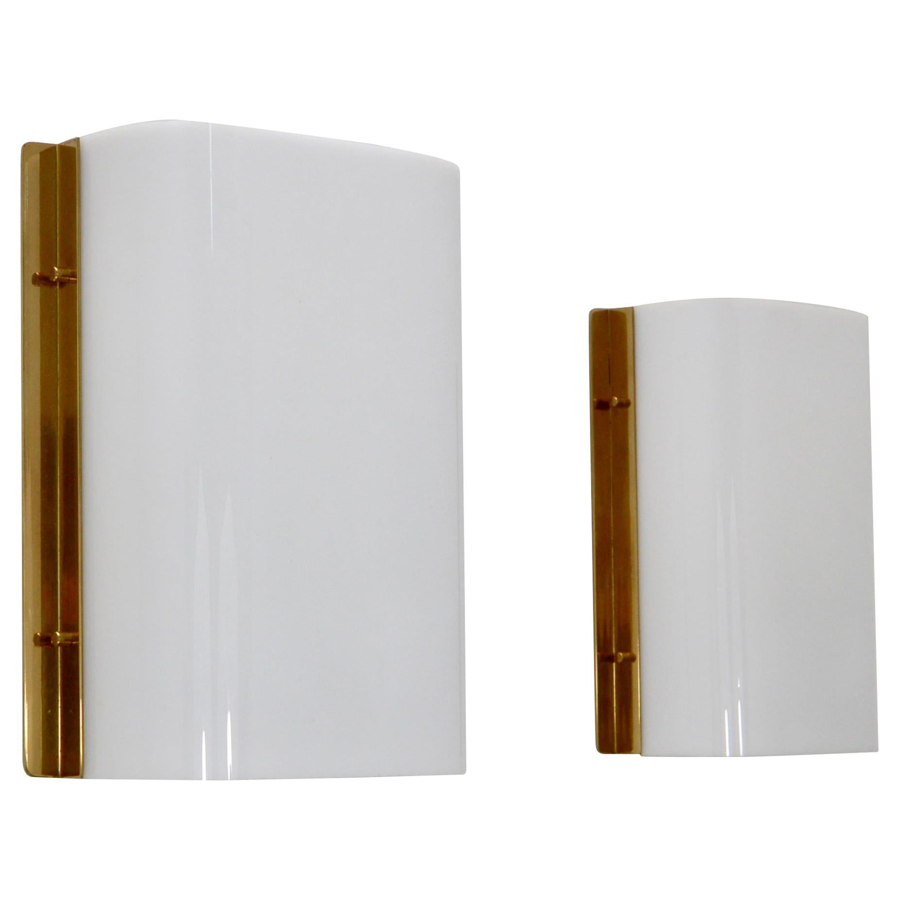 Stilux Rectangular Sconces
