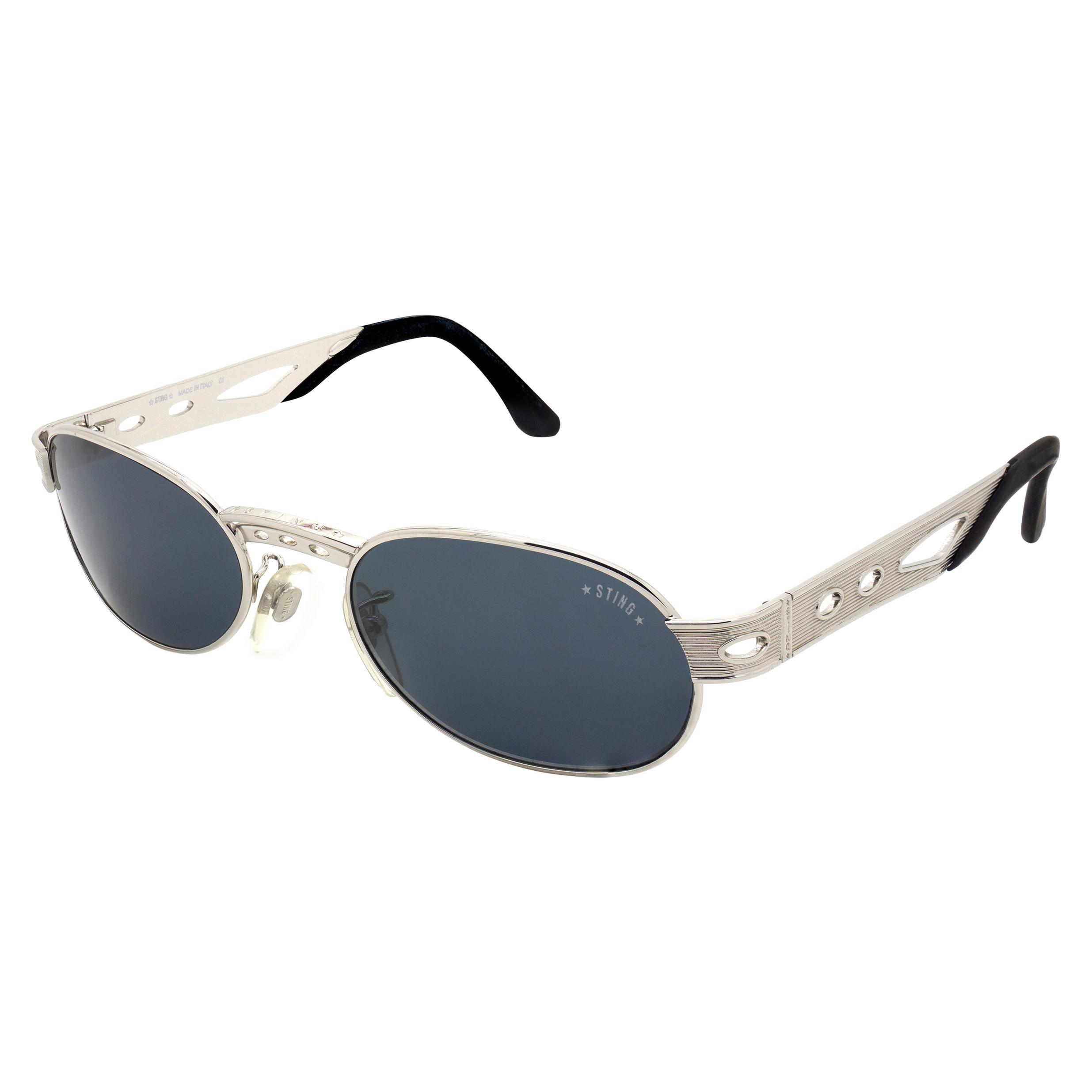 Sting art deco vintage sunglasses
