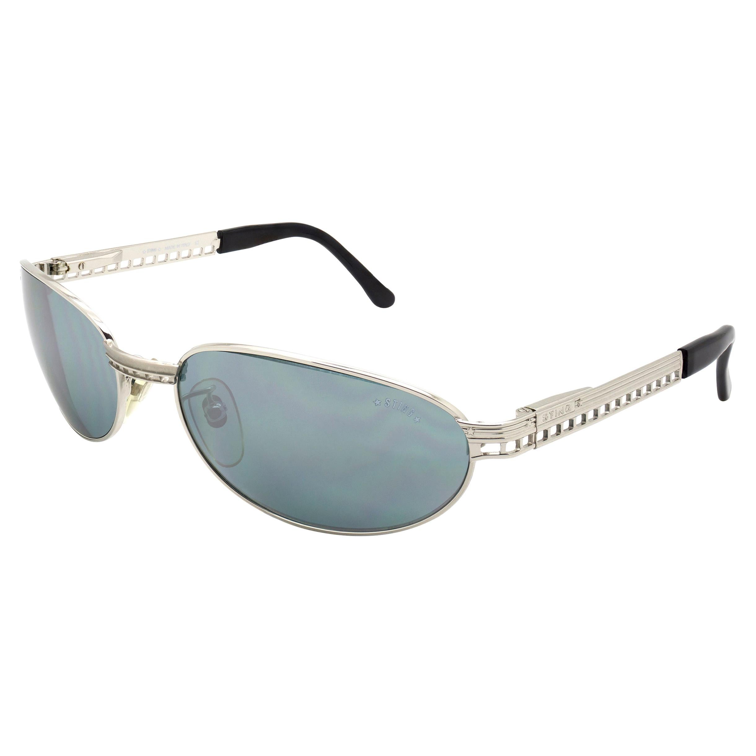 Sting mirror vintage sunglasses 90s