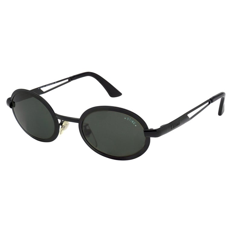 Sting steampunk sunglasses, Italy  For Sale