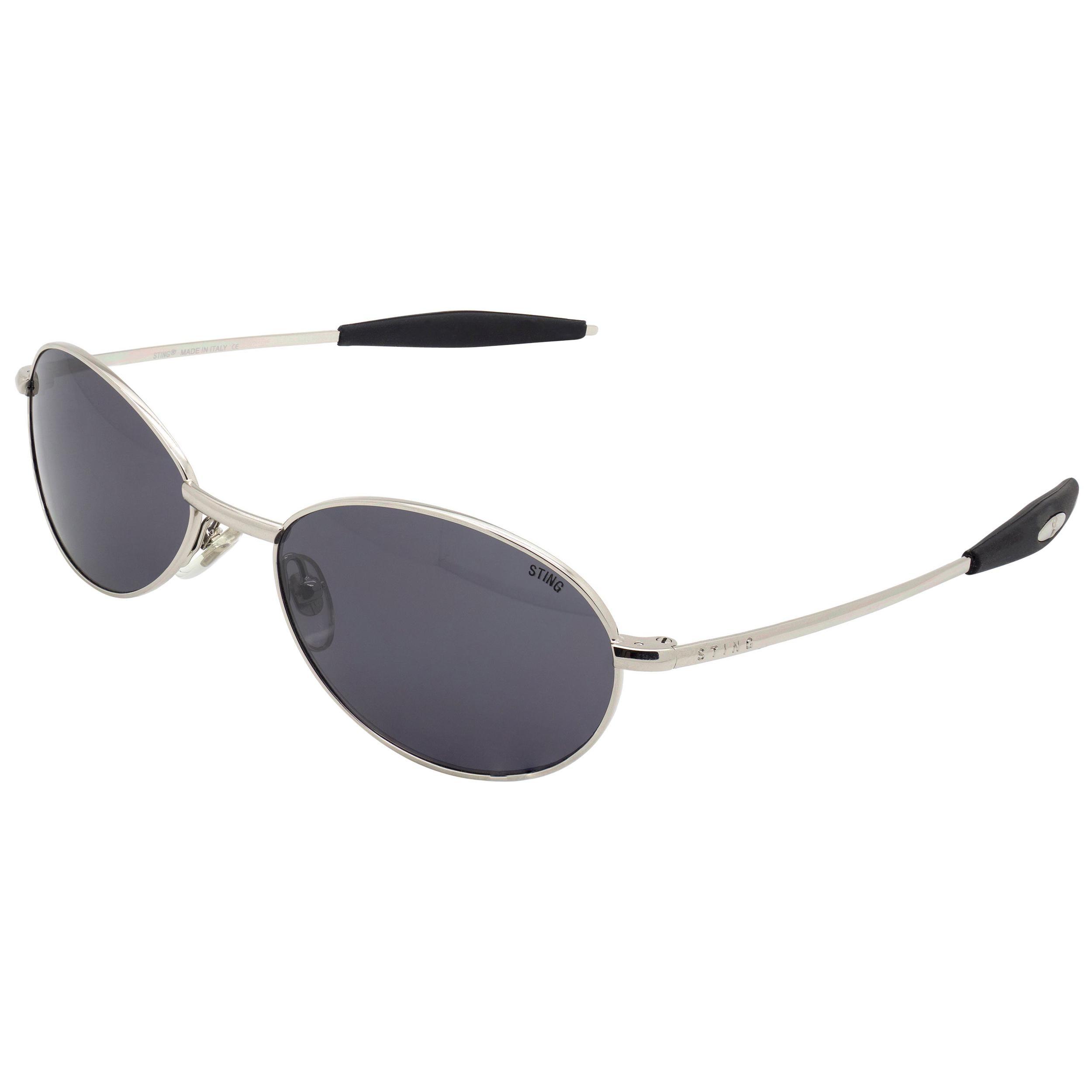 Sting vintage sunglasses wrap, Italy 90s