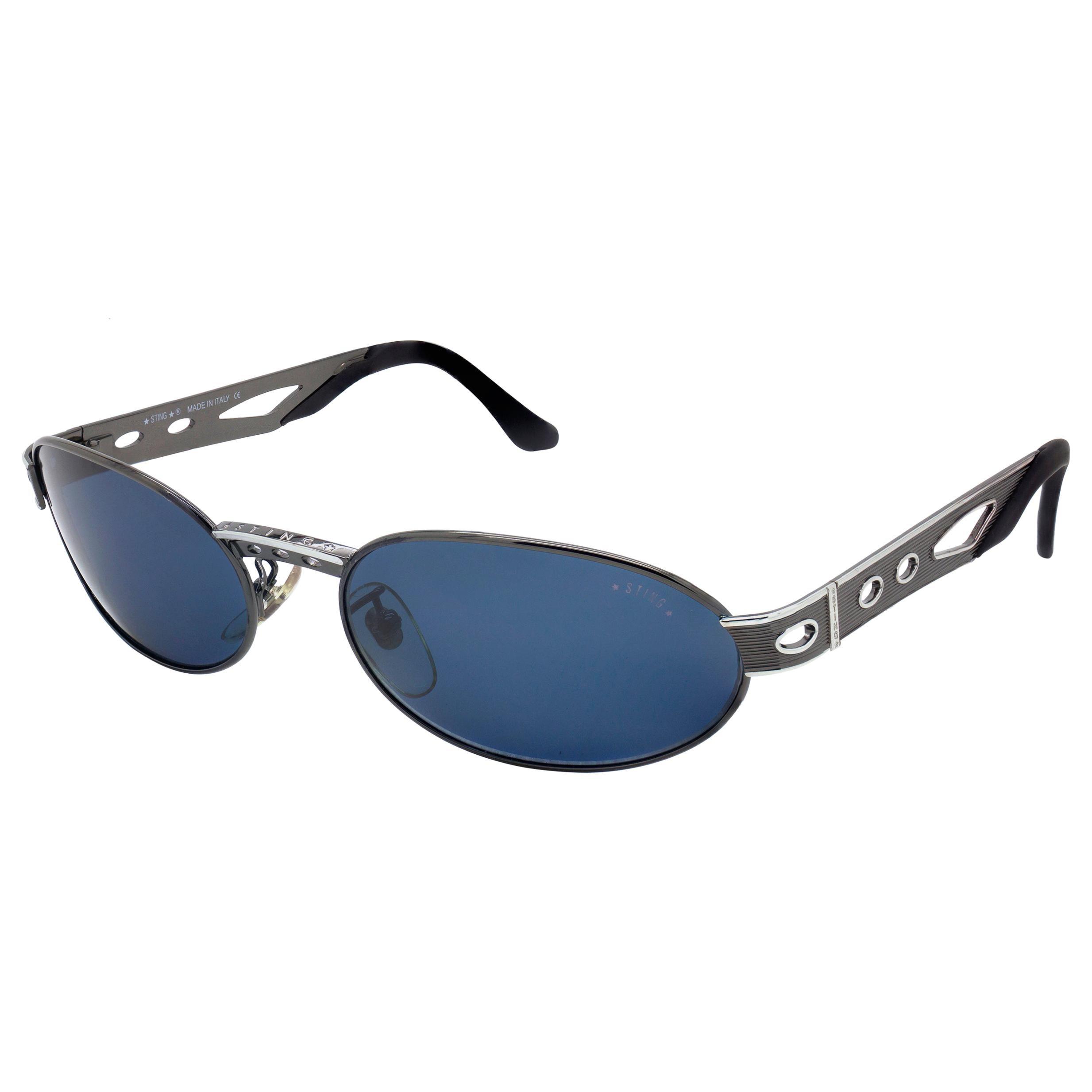 Sting wrap vintage sunglasses 90s