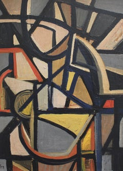 Cubist Abstraction