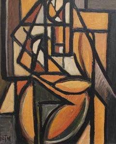Cubist Figure 2