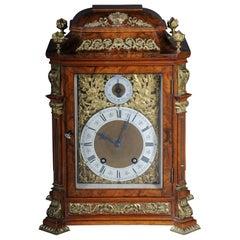 "Stockuhr-Bracket Clock / Table Clock ""Lenzkirch, circa 1860-1865"