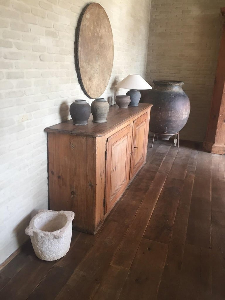 French Stone 17th Century Mortar For Sale