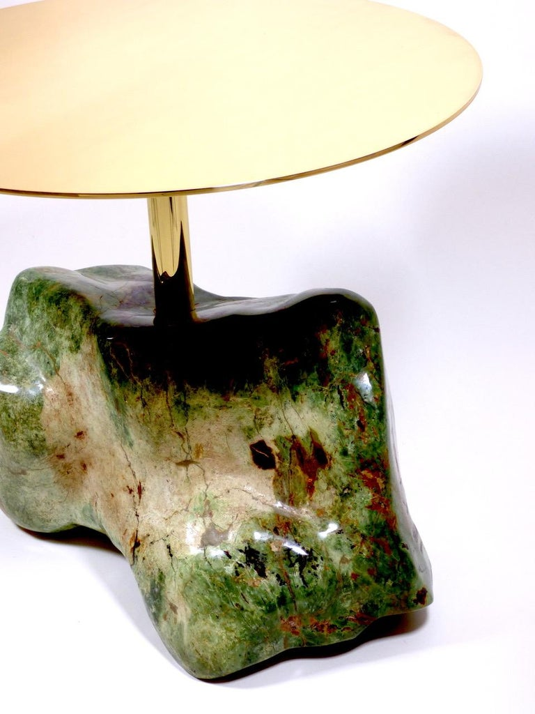 Modern Stone Age Gueridon by Studio Superego, Italy For Sale