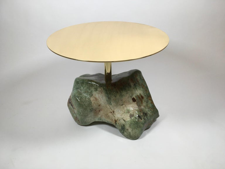 Stone Age Gueridon by Studio Superego, Italy For Sale 1