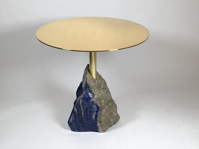 Stone Age Gueridon by Studio Superego, Italy For Sale 2