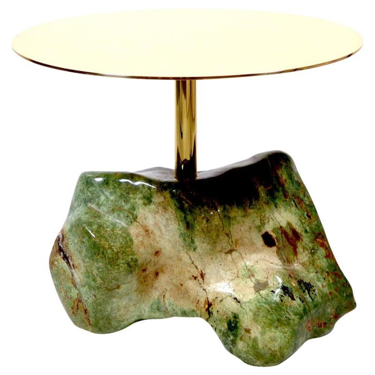 Stone Age Gueridon by Studio Superego, Italy For Sale