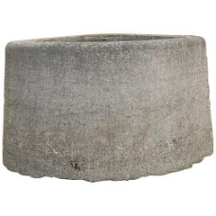 Stone Corner Planter