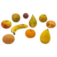 Stone Fruit, Asst. Set of 10