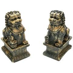 Stone Guardian Foo Lions
