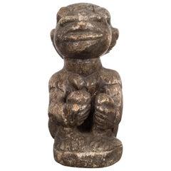 Stone Kissi Nomoli Figure, Sierra Leone