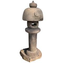 Stone Oaska Temple Momo Douro, Peach Lantern