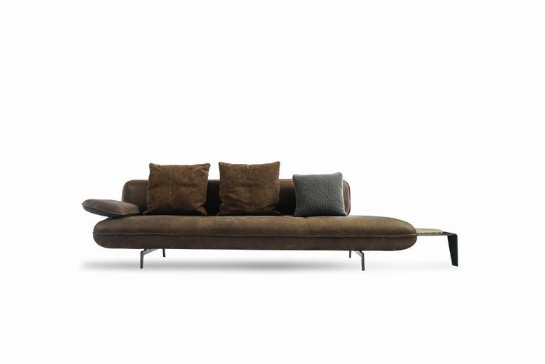 Contemporary Stone Sofa by Maurizio Manzoni For Sale