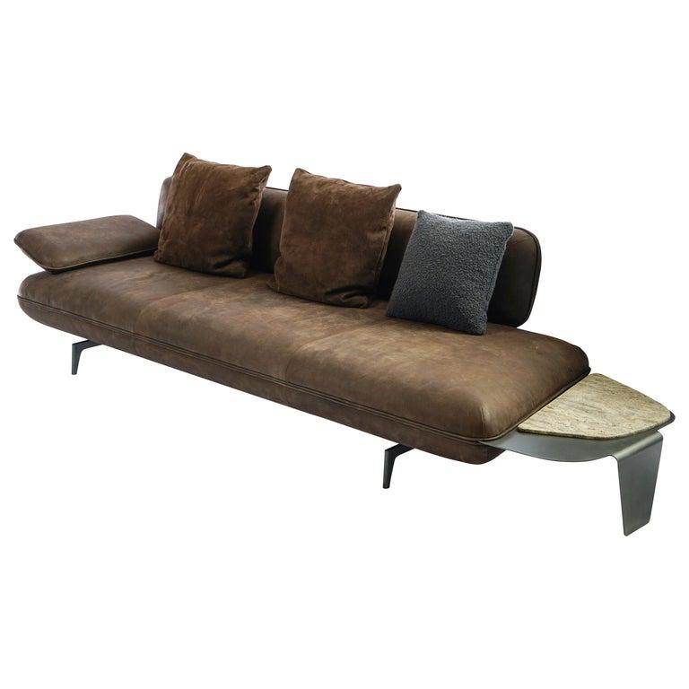 Stone Sofa by Maurizio Manzoni For Sale