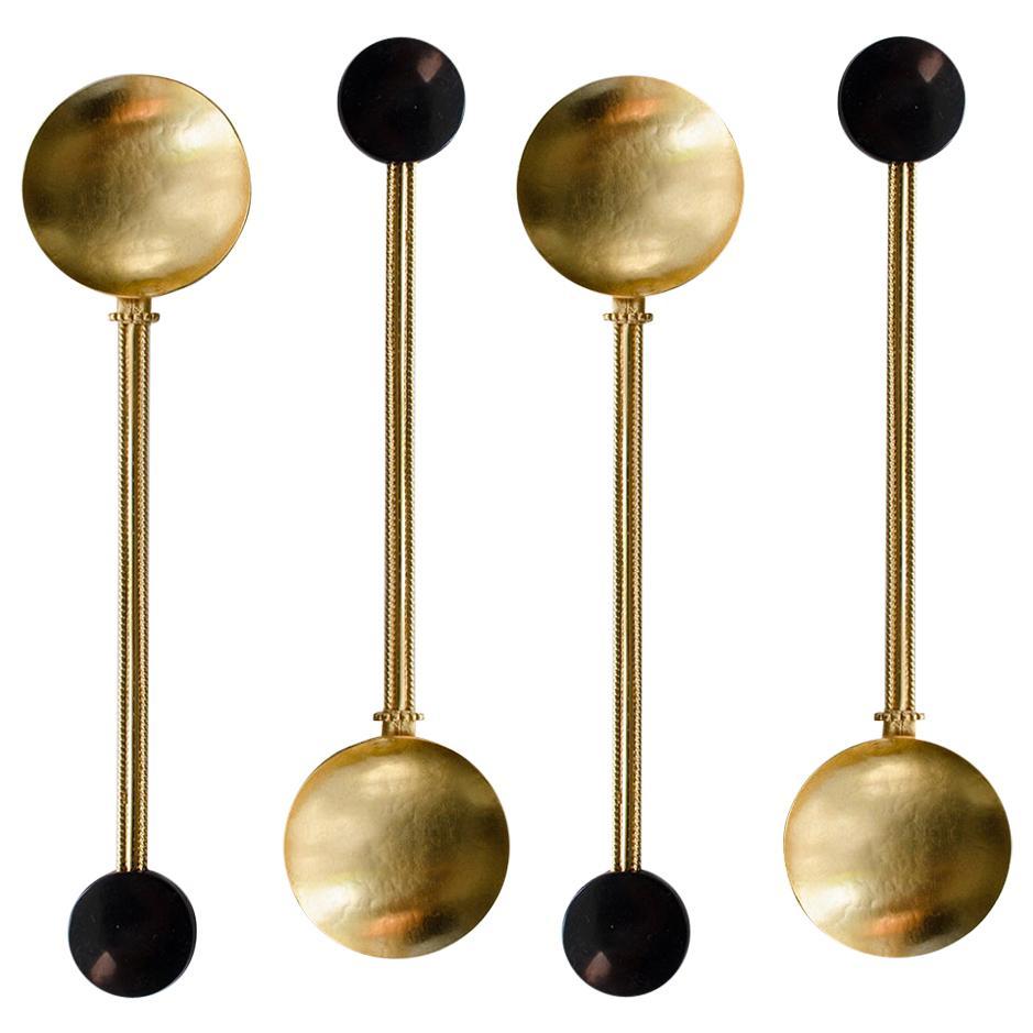 Stone Spoon Set by Natalia Criado