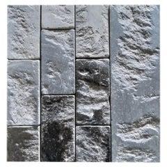 Stone Tiles, Belgian Bleu Aged, for Walls and Floors, 'Liroux'
