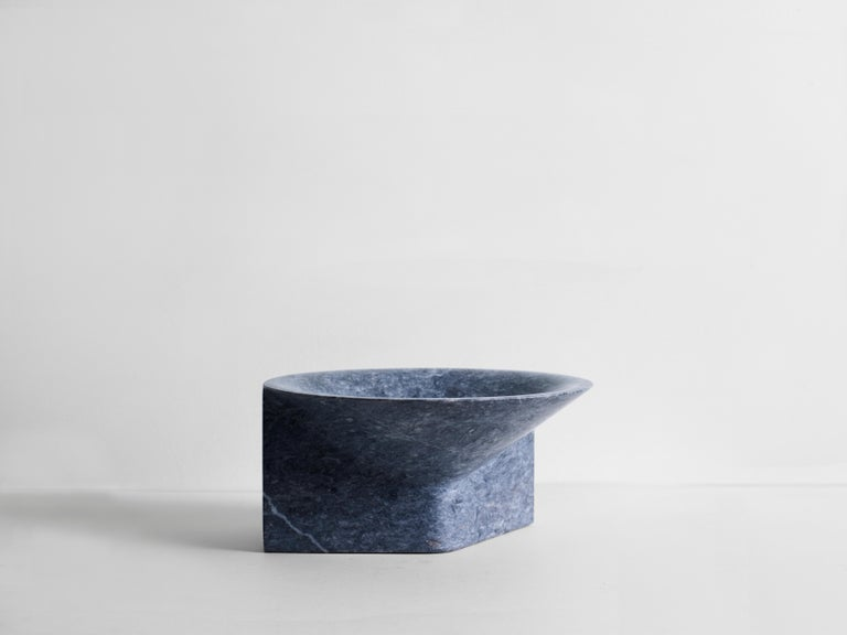 Australian Stone Uplight by Henry Wilson For Sale