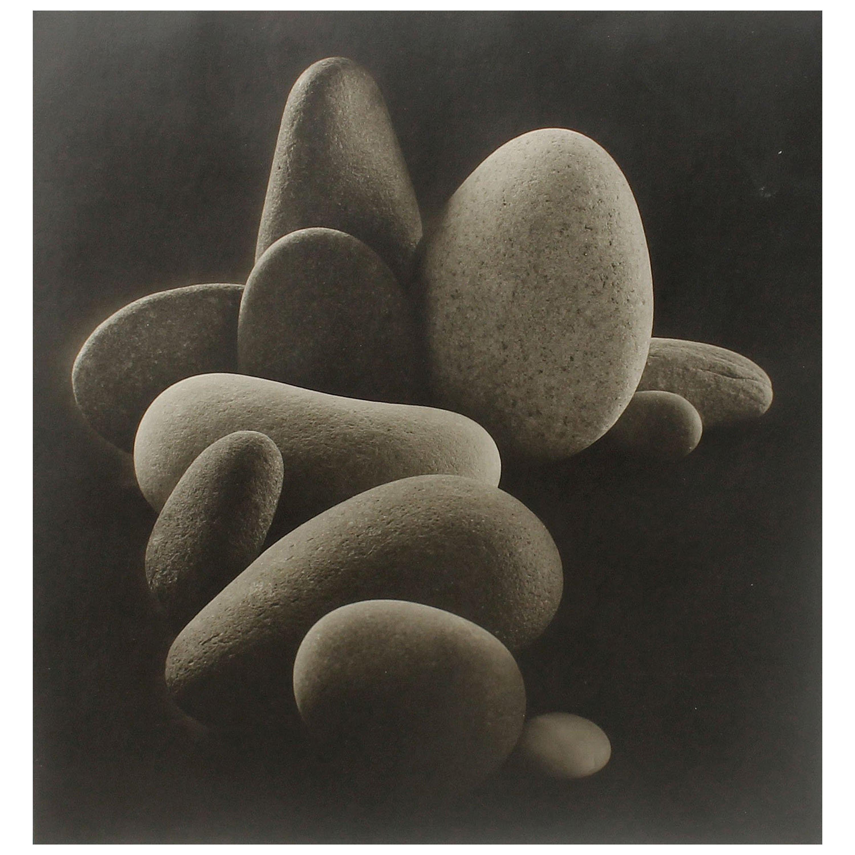 """Stones"" Vintage Photograph by John Gruen"