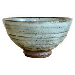 Stoneware Bowl with Nuka Glaze by Mats Svensson