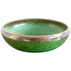Stoneware Ceramic Bowl by Carl-Harry Stålhane for Rörstrand