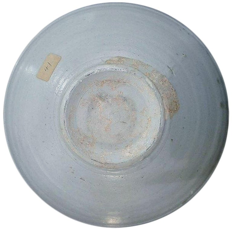 Stoneware Chinese Bowl, Sung Period, 12th-14th Century In Good Condition For Sale In Roma, IT