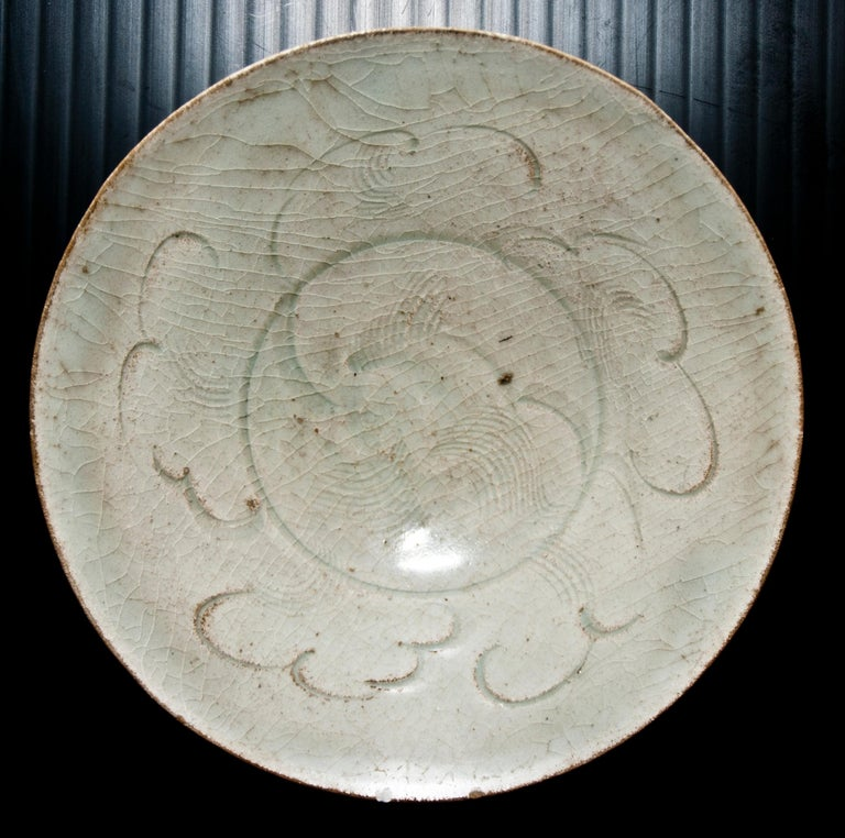 Stoneware Chinese Bowl, Sung Period, 12th-14th Century For Sale 1
