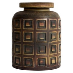 "Stoneware ""Farsta"" Vase by Wilhelm Kåge"