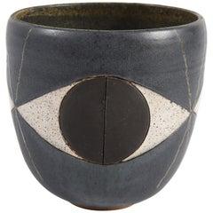 "Stoneware ""Felix"" Bowl by Studio Potter Matthew Ward, USA, 2015"