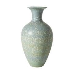 Stoneware Floor Vase by Gunnar Nylund