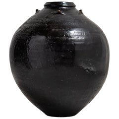 Stoneware Martaban Vase