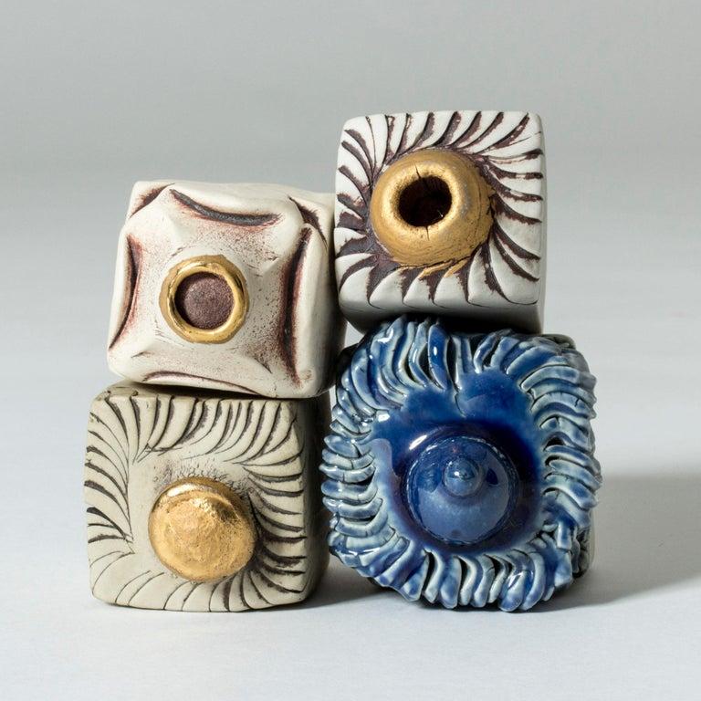 Ceramic Stoneware Sculpture by Bengt Berglund for Gustavsberg, Sweden, 1960s