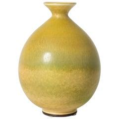 Stoneware Vase by Berndt Friberg for Gustavsberg