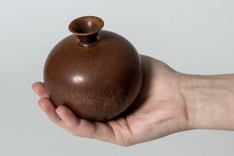 Stoneware Vase by Berndt Friberg For Sale 2