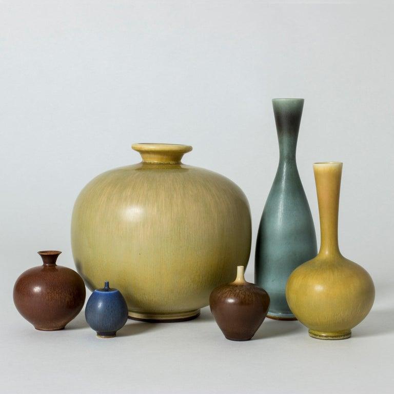 Stoneware Vase by Berndt Friberg For Sale 3