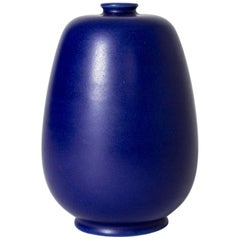 Stoneware Vase by Eric and Inger Triller