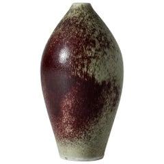 Stoneware Vase by Toini Muona