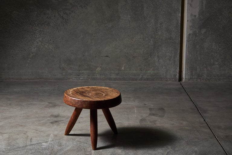 French Stool by Charlotte Perriand For Sale
