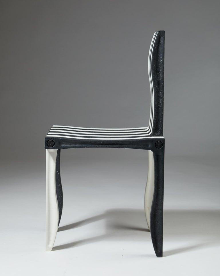 Modern Stool/Chair '10 Unit System' designed by Shigeru Ban for Artek, Finland, 2000s For Sale