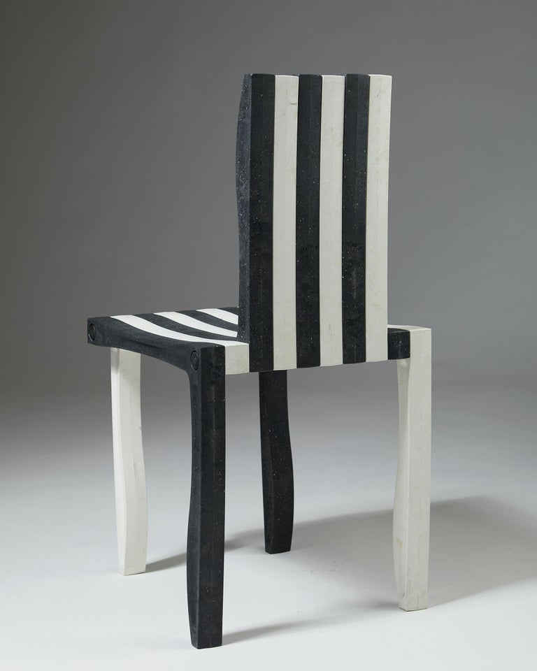 Finnish Stool/Chair '10 Unit System' designed by Shigeru Ban for Artek, Finland, 2000s For Sale