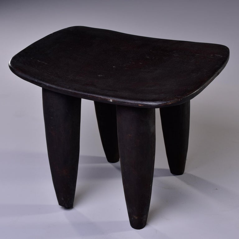 Stool or Table Hand Carved by Senufo People of Ivory Coast 2