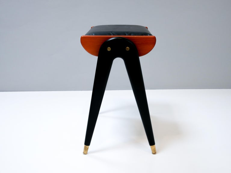 Stool from the 1950s made in Sweden.