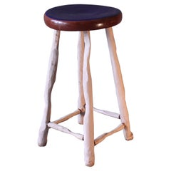 """Stool """"Yves Dot"""" by Markus Friedrich Staab"""