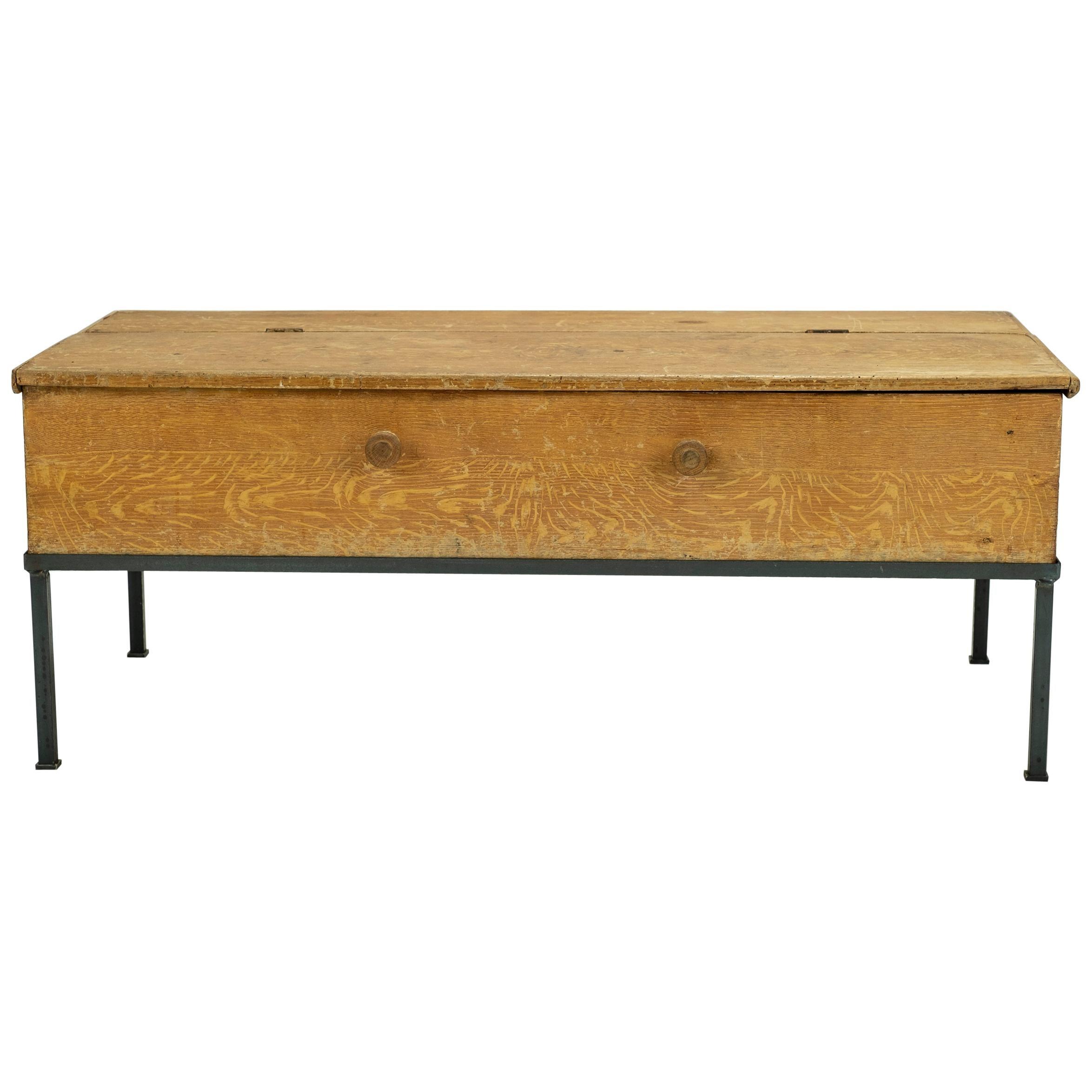 Storage Box Coffee Table