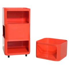 Storage Cabinet Componibili Anna Castelli Ferrieri