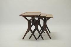 Storefront Week offer - 1960s  Johannes Andersen  Teak Nesting Tables
