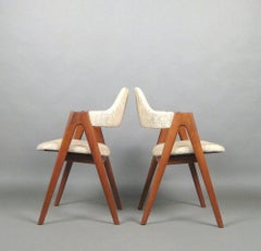 Storefront Weekoffer - Kai Kristiansen Compass Chairs - Choise of Upholstery